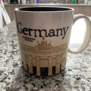 Starbucks icon Germany mug